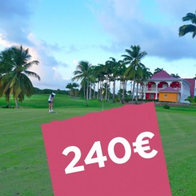 Booking : golf and beaches...